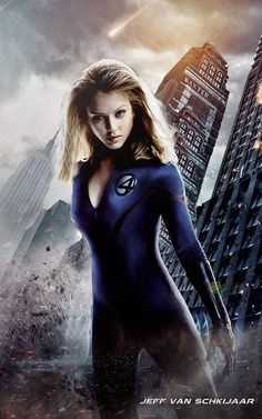 Invisible woman movie and fantasy art Marvel Comics, Marvel Heroes, Marvel Dc, Marvel Women, Marvel Girls, Gi Joe, Jessica Alba Fantastic Four, Top Superheroes, Jessica Alba Pictures