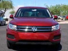 New 2014 Volkswagen Tiguan Lunde's Peoria Volkswagen Phoenix, AZ Phoenix...