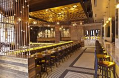 Tavernita (Chicago): Two architects combine Old World elements with New World twists at a highly anticipated, multi-concept eatery | Fine