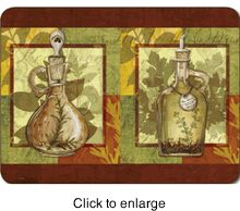 Jason Placemats - Provence Tapis, Set of Four - click to enlarge