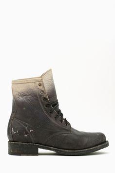 Twilight Ride Combat Boot