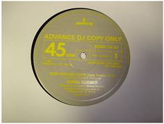 At £24.49.  http://www.ebay.co.uk/itm/Donna-Summer-Stop-Look-And-Listen-Mercury-Records-12-DONNA-3120-DJ-Promo-/261106472421