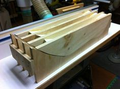 """This instructable outlines the steps required to build an inexpensive wooden recumbent trike seat from 1/8"""" plywood. Any thin sheet of wood could be used..."""