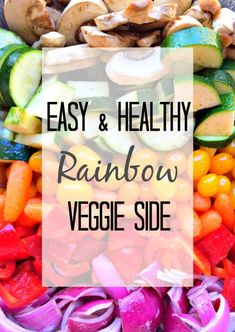 Easy Healthy Side Di