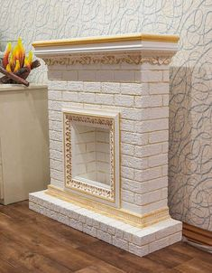 1 million+ Stunning Free Images to Use Anywhere Christmas Fireplace Mantels, Fake Fireplace, Fireplace Design, New Year Designs, Free To Use Images, Paint Cans, Diy Home Decor, Christmas Crafts, Diy Projects