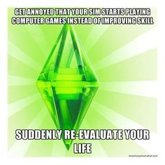 The Sims rule the planet...