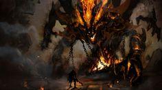 giant monster wallpaper - Album on Imgur
