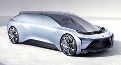 Nio Eve Concept Boasts AI Assistance & Autonomous Tech #Autonomous #Concepts