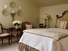 Bedroom. Valerie Garrett Interior Design. Macon, GA.