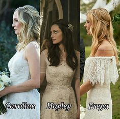 Caroline looked beautiful 😭(so did the other 2 tho) Vampire Diaries Series Finale, Klaus From Vampire Diaries, Vampire Diaries Seasons, Vampire Diaries Wallpaper, Vampire Diaries Funny, Vampire Diaries The Originals, Vampire Shows, Vampire Daries, The Vampires Diaries