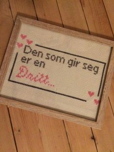 Diy And Crafts, Arts And Crafts, Project Life, Cross Stitch, Barn, Diagram, Embroidery, Humor, Patterns