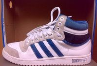 premium selection 457e5 484e1 TOP TEN HI NBA Brand  Adidas Colourway  White   Blue   Black