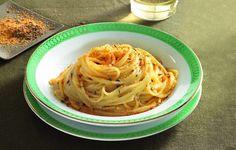 Ricetta Spaghetti alla Ungaretti - La Cucina Italiana: ricette, news, chef, storie in cucina
