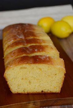 Citromhab: Citromos sütemény Veggie Recipes, Dessert Recipes, Cooking Recipes, Veggie Food, Bread Recipes, Cooking Tips, Croatian Recipes, Hungarian Recipes, Banana Dessert
