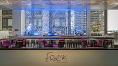 Frolik Kitchen + Cocktails Bar and Restaurant in Downtown Seattle