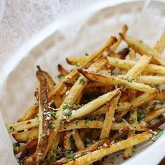 I Love these Fries! Already made them twice! So easy, so quick, no mess and just delicious. And even cold still great.