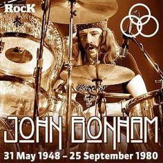 Remembering John Bonham  R.I.P. - Dave Verwoerd - Google+