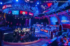 I will work to be there next year. $10,000 No-Limit Hold'em Main Event | 2013 World Series of Poker | PokerNews