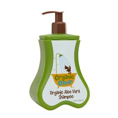 Organic Oscar® Aloe Vera Shampoo is formulated with natural extracts from aloe vera and organic chamomile to revitalize and cleanse your pup's coat and skin.