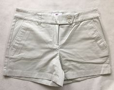 VINEYARD VINES  Ladies Dayboat Classic Shorts  PINK EMBROID WHALE  Sz 6  $98 NWT