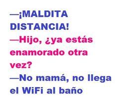 Hay la distancia D:!!!