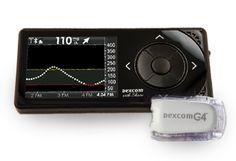 Dexcom G4 - уведомляет вас, когда вы находитесь в низких или высоких диапазонах глюкозы; дает рекомендации о том, как лучше управлять Вашим диабетом; дополняет инсулиновую помпу для регулировки инсулиновой терапии.