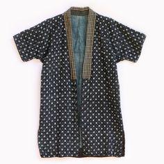 Vintage Japanese Boro Kimono by Bliss and Michief
