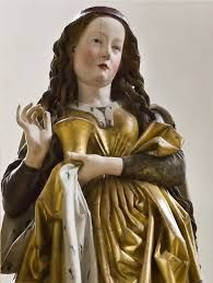 Polychrome Sculpture has come to be widely regarded as a watershed text on the making and meaning of European medieval and Baroque painted wood sculpture. Madonna, Wood Sculpture, Sculptures, Sculpture Meaning, St Georg, Maria Magdalena, Renaissance, The Cloisters, Friedrich