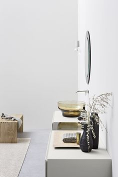 A new bathroom vision - Design by Monica Graffeo #rexa #design #bathroom #bath