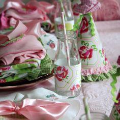 A Little Loveliness: Emma's Dreamy Slumber Party Decor