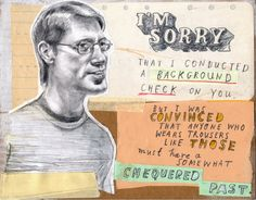 David Fullarton's Apology Tour