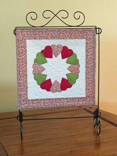seasonal skinnies quilt patterns | Second Seasonal Trio