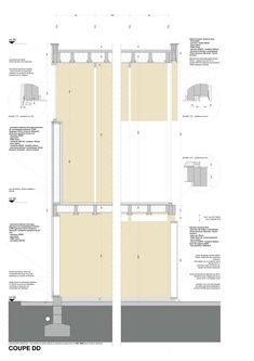 Gallery of Cliffs Impasse / ZIEGLER Antonin architecte - 38