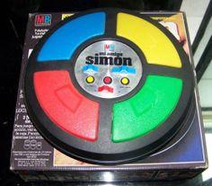 Juguete Vintage SIMON Buen estado!!!