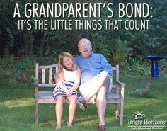 A Grandparent's Bond: It's The Little Things That CountThe Family Room
