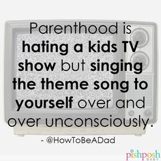 We so agree with this tweet from @HowToBeADad. #funny #parenthood http://pishposhbaby.com
