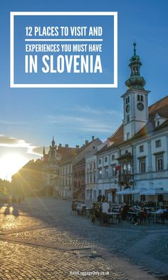 12 Places To Visit (And Experiences You Must Have) In Slovenia - Hand Luggage Only - Travel, Food & Photography Blog