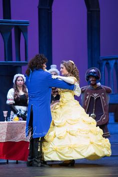 Check out the photos from Beauty and the Beast.