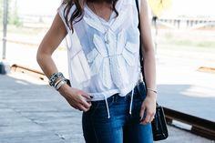 Gorgeous details from today's Chic of the Week.
