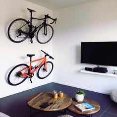 From overhead to on the wall and beyond, discover the top 70 best bike storage ideas. Explore unique and creative bicycle organization designs.