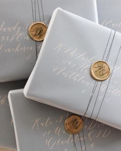14 Gift Wrapping Ideas for your Bridesmaid Gifts — Tabitha & Lace paper packages wrapping packaging tags wrapping gifts gifts paper gifts papers Creative Gift Wrapping, Creative Gifts, Wrapping Gifts, Diy Wedding Gift Wrapping Ideas, Elegant Gift Wrapping, Wrapping Papers, Gift Wraping, Wax Stamp, Christmas Gift Wrapping
