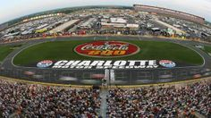 Charlotte Motor Speedway, Concord, NC ... my favorite track!