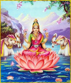 Become a patron of MAHALAKSHMI GLOBAL today: Read 4 posts by MAHALAKSHMI GLOBAL and get access to exclusive content and experiences on the world's largest membership platform for artists and creators. Indian Goddess, Goddess Lakshmi, Lakshmi Images, Thing 1, God Pictures, Fantasy Paintings, Lord Shiva, Lord Vishnu, Gods And Goddesses