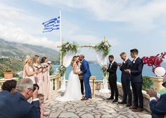happily ever after! Greece Wedding, Wedding Coordinator, Cleopatra, Happily Ever After, Island, Weddings, Wedding In Greece, Wedding, Islands
