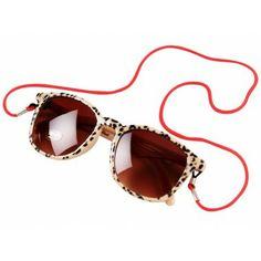 Mini Rodini Jaguar Sunglasses In Brown