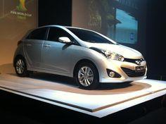 New Hyundai HB20