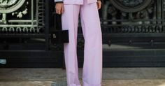 Yes, You Can Wear Wide-Leg Pants to Work