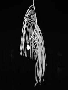 collibri,lichtgespielin, lamp, installation, art, wing