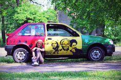 Rasta Car :)