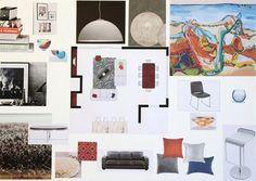 perfect interior design concept board with will make interior